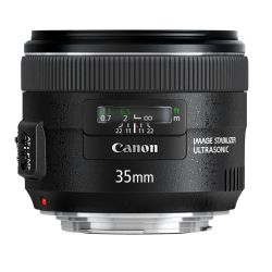 Canon EF 35mm f/2.0 IS USM Portrait Objektiv Bild0