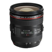 Canon EF 24-70mm f/4.0L IS USM Weitwinkel Objektiv *Aktion*