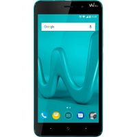 Wiko Lenny 4 Plus Dual-SIM bleen Android 7.0 Smartphone