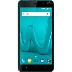 Wiko Lenny 4 Plus Dual-SIM bleen Android 7.0 Smartphone Bild0