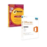 Microsoft Office 365 Personal + Norton Security Deluxe 2+1 Geräte 1 Jahr