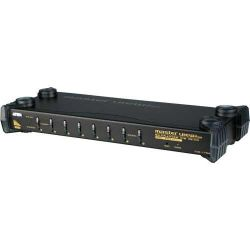 Aten CS1758 8 Port KVM Switch USB/ Audio Rack Version Bild0