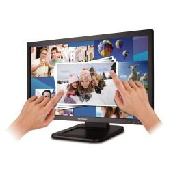 "ViewSonic TD2220-2 56cm 22"" Multi-Touch Monitor 5ms VGA/DVI/USB Bild0"