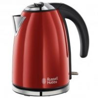 Russell Hobbs Colours Flame Red 18941-70 Wasserkocher 1,7l