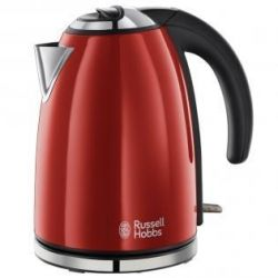 Russell Hobbs Colours Flame Red 18941-70 Wasserkocher 1,7l Bild0