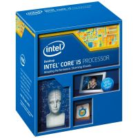 Intel Core i5-4570 4x3.2GHz 6MB-L3 Turbo/IntelHD Sockel 1150 (Haswell) BOX