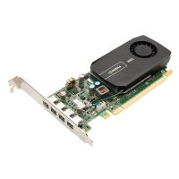 PNY Quadro NVS 510  NVIDIA 2GB PCIe 4x Mini-DP - Retail