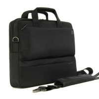 "Tucano Dritta Notebooktasche 33,8cm (13"") MacBook,Ultrabook schwarz Tabletfach"