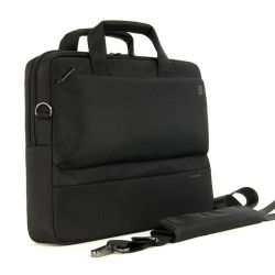 "Tucano Dritta Notebooktasche 33,8cm (13"") MacBook,Ultrabook schwarz Tabletfach Bild0"
