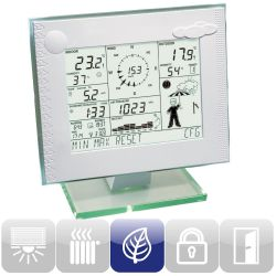 HomeMatic 83638 Funk-Wetterstation HM-WDC7000 Bild0