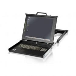 "LevelOne KVM-0117 Rackmount 17"" Switch Extender Bild0"