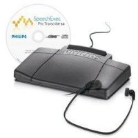 Philips LFH7277 Transcriptions-Set mit Workflow-Software