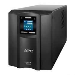 APC Smart-UPS C 1000VA Tower LCD 230V (SMC1000I) Bild0