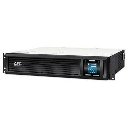 APC Smart-UPS C 1500VA 2U Rack mountable LCD 230V (SMC1500I-2U) Bild0
