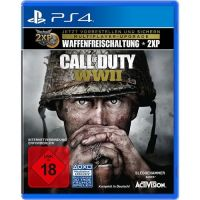 Call of Duty: WWII - PS4 FSK18
