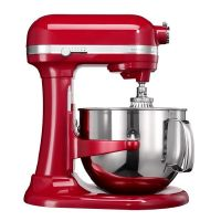 KitchenAid ARTISAN 5KSM7580XEER Küchenmaschine 500 Watt 6,9L empire rot