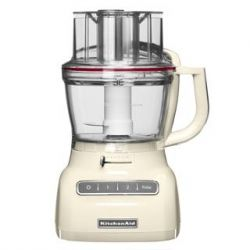 KitchenAid 5KFP1335 Küchenmaschine / Food Processor 300 Watt 3,1L crème Bild0