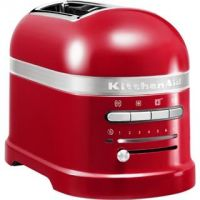 KitchenAid Artisan 5KMT2204E 2-Scheiben Toaster 1250 Watt empire rot