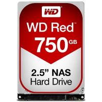 WD Red WD7500BFCX - 750GB 5400rpm 16MB 2.5zoll - SATA600