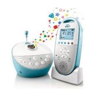 Philips Avent SCD580/00 DECT-Babyphone mit Sternenhimmel-Projektion