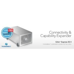 Sonnet Echo Express SE II Thunderbolt 2x Exp. Chassis für PCIe Cards Bild0