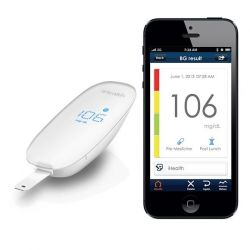 iHealth BG5 Glucose Meter Kit (Wireless) Bild0