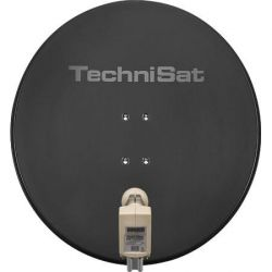 Technisat SATMAN 850, Adapter und 40mm Quattro-Switch-LNB, grau Bild0