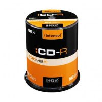 Intenso 52x CD-R 80Min 700MB 100er Spindel