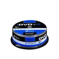 Intenso 16x DVD+R 4,7GB 25er Spindel