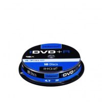Intenso 16x DVD+R 4,7GB 10er Spindel