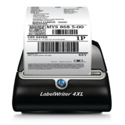 DYMO LabelWriter 4XL Etikettendrucker Thermodirekt 300 x 300 dpi 104mm USB Bild0
