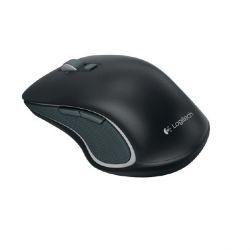 Logitech Wireless Mouse M560 Schwarz Bild0