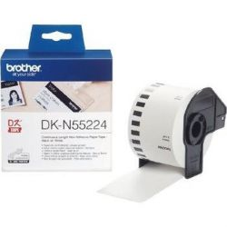 Brother DKN55224 Endlospapier Rolle 54mm x 30,48m Bild0