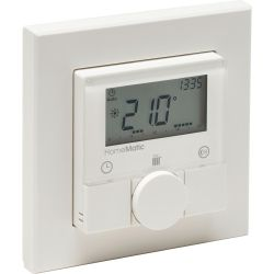 HomeMatic 132030 Funk-Wandthermostat, Aufputzmontage HM-TC-IT-WM-W-EU Bild0