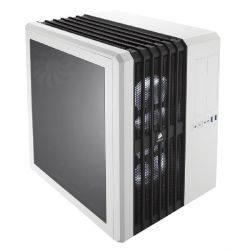Corsair Carbide AIR 540 Midi Tower weiss ATX/mATX/mITX Seitenfenster  Bild0
