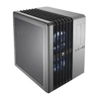 Corsair Carbide AIR 540 Midi Tower silber ATX/mATX/mITX Seitenfenster (ohne NT)