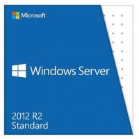 Windows Server Standard 2012 R2 64-Bit 2CPU (SB-Version)