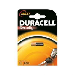 DURACELL Security Batterie MN27 1er Blister 12 V Bild0