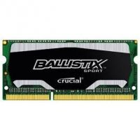 4GB Crucial Ballistix DDR3L-1600 CL9 SO-DIMM RAM