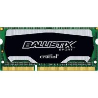 4GB Crucial Ballistix DDR3L-1866 CL10 SO-DIMM RAM