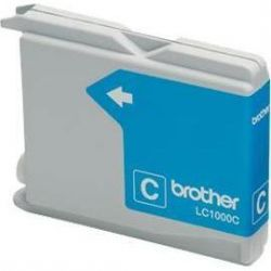 Brother LC1000 Druckerpatronen Rainbow-Kit (gelb, cyan, magenta) Bild0