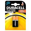 DURACELL Plus Power Batterie 9V Block 1604D 1er Blister Bild0