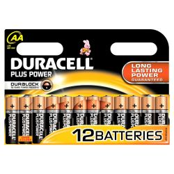 DURACELL Plus Power Batterie Mignon AA LR6 12er Blister Bild0