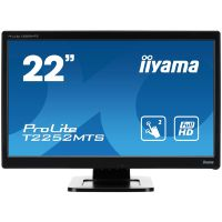 iiyama ProLite TouchScreen T2252MTS-B3 Full-HD LED Monitor VGA, DVI, HDMI 2ms