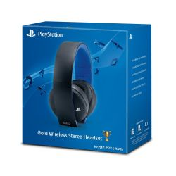 Sony Playstation Wireless Stereo Headset 2.0 Bild0