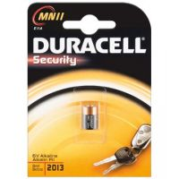 DURACELL Security Batterie MN11 1er Blister 6 V
