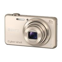 Sony Cyber-shot DSC-WX220 Digitalkamera gold