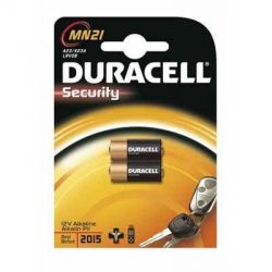 DURACELL Security Batterie MN21 BG2 2er Blister 12 V Bild0