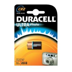 DURACELL Ultra Photo Batterie CR2 CR17355 1er Blister Bild0