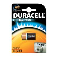 DURACELL Ultra Photo Batterie 123 CR17345 1er Blister